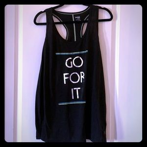 Go for it!! Tank